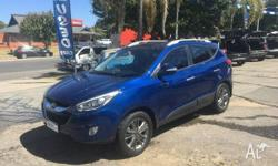 This All Wheel Drive Hyundai IX35 Elite Looks Fantastic