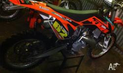 ktm 125 excellent condition worth between 4500 and
