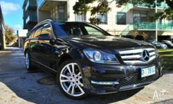 This Executive Driven Demonstrator C250 CDI inEditionin
