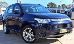 Buy Direct From a Mitsubishi Dealer - Auto,4WD,Low