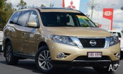 Auto 2013 Nissan Pathfinder ST-L AWD: FULL LEATHER