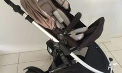 2013 Steelcraft Strider Compact with Second (Toddler)