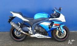 2013 Suzuki GSX-R1000 - *****REDUCED TO