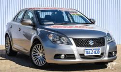 2013 Suzuki Kizashi Prestige 4 Door Sedan, snappy 2.4L