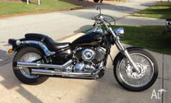 I have a following for sale: 2013 yamaha vstar-650