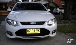 FALCON 5/2014 FG MKll XR6 TURBO LIMITED 1OWNER LOW KLMS