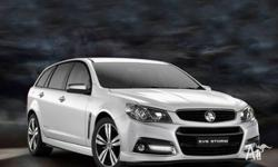 inScoop Purchase of Holden Executive driven vehicles,