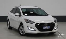 VERY RARE AND DESIRABLE CURRENT MODEL i30 WAGON, ONE