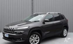 2014 Jeep Cherokee Longitude - Sports Automatic- 17