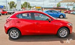 The Mazda2 is the small car that steps things up. With