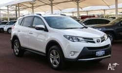 2014 Rav4 GXL 4x2. Easily the most popular SUV over the