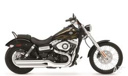2015 Harley-Davidson FXDWG Wide Glide - $24,995 All