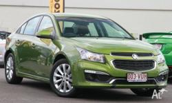 2015 Holden Cruze JH Series II MY15 SRi Jungle Fever 6