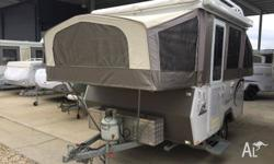 2015 Jayco Swift Touring camper trailer Stock Number: