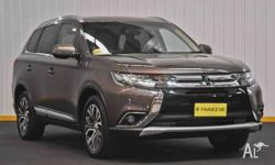 The Mitsubishi Outlander makes a great family car. The
