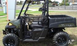 2015 MODEL POLARIS RANGER ETX EFI DOHC PRO-STAR 31HP