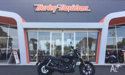 2015 Harley-Davidson Street XG500 Street 500 You've got