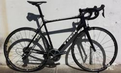 RRP 11.000$$ This Trek Emonda SLR (H2 geometry +Compact