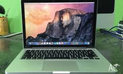 2016 Current Model Retina Macbook Pro 13-inch i5 2.7G