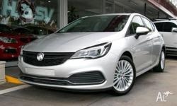 Holden Astra R hatch in Nitrate Silver would suit a