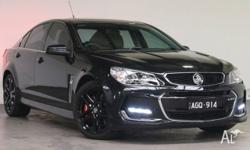 **LAST OF THE AUSSIE V8s**This 2016 Holden VF11