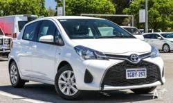 This Very Popular 2016 Yaris Ascent Automatic Hatch