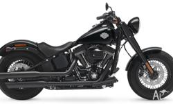 2017 Harley-Davidson Softail Slim EX DEMO REDUCED TO