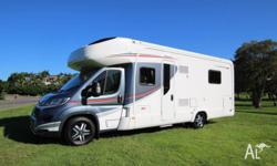 European Luxury 2017 Auto Trail Frontier Deleware