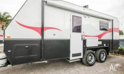BRAND NEW unit with Independent Suspension and Full