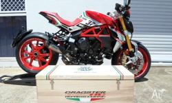 NEW for 2018 Euro 4 Brutale 800 Dragster RR RC ^^Come
