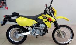 2017 Suzuki DR-Z400E. Clean and well maintined LAMS