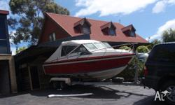 for sale is a 1992 20 foot Sportsman craft(almost same