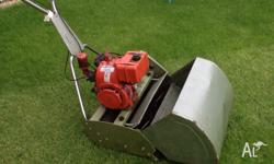 "I am selling my 20"" Scott Bonnar mower ( replacing with"