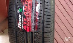 One only Brand New Tyre. Size is 215�50R17 Brand - Hero