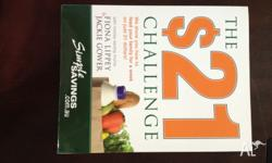 The $21 challenge book from the very successful Simple