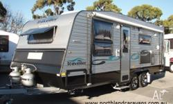 21' Traveller Bel-Air 'The Beaumont' Series 2 (21'