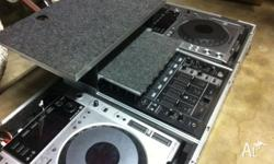 2x CDJ 850 1x DJM 700 2X Numark CDX for sale, $2300