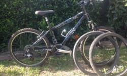 Boys 24 inch Hasa mountain bike. Very good condition
