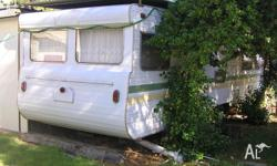 1970s Trailer Home overall very tidy van good condition