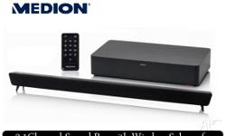 SOUNDBAR Good for the first HOME Theather/sound bar 2.1