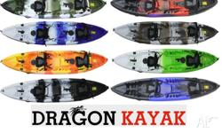 2.5 Seater Family Kayak The Dragon 2.5 Seater Family