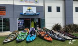 We offer 5 years warranty on all our kayaks Showroom -