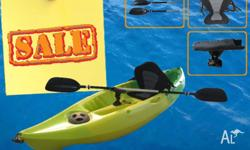 WHOLE KAYAKING PACKAGE Free Life jacket + Free Paddle