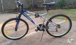 2 adult bikes for sell in good condition, working