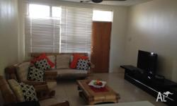 Fully Furnished GL 2 bedroom unit with rear deck and