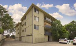 Two bedroom top floor unit for sale in Kingswood. Only