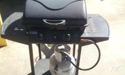 Jumbuck 2 Burner BBQ Good condition works well Suitable