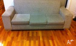 high quality fabric 2 sets of couches ( 1 ) 2 seated