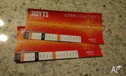 You can use these 2 vouchers for 2 adults at any