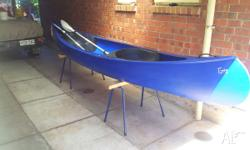 Rover Canoe 3 years old in great condition as new.